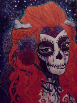 Catrina by ringthedeathknell