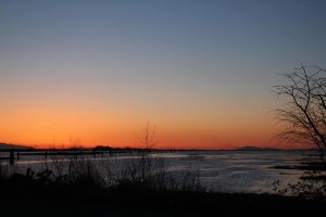 March Sunset by priscillajchan
