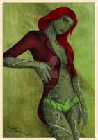 Poison Ivy by Nyx601