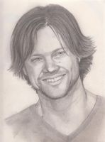 Jared Padalecki by kumitawapa