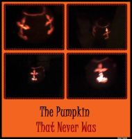 The Pumpkin That Never Was by Hentai-Sweetie
