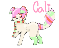 .:AT:. Cali Cali by Featherstar11