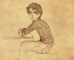 Young Harry by bakkfity