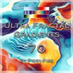 UltraFractal Gradients -70 by Fiery-Fire
