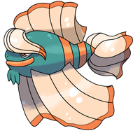 25 days of fakemon day 2 by RockCandyFireworks