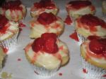 Strawberry Lemonade Cupcakes by WillowForrestall