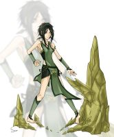 .Toph. by Sea-Dragon