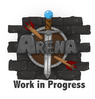 Arena Title -Work in Progress- by Xiox231