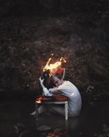 Igniting nightmares. by DavidTalley