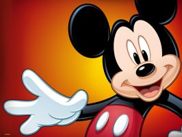 Mickey_Mouse_001 by Andreyl1013