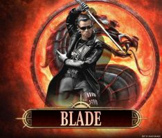 Mortal Kombat DLC Blade by ultimate-savage