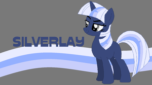 Silverlay Wallpaper by NovellaMLP