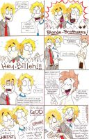 When Arielle Writes Comix... by GreenDayComix