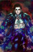 Jia Chong (dynasty warriors 8) by cheapartpieces