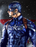 Captain America: The Winter Soldier by p1xer
