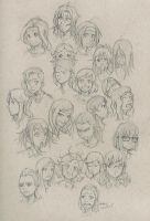 Faces by devpose