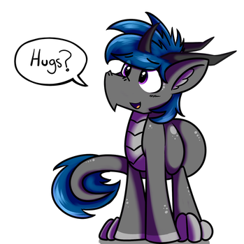 Hugs? by TehShockwave