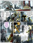Verse 7 ( Angel of Death Vs Holy Angel ) part1 by MemorialComics