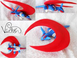 Mega Salamence by VictorCustomizer