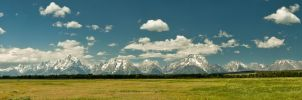 Grand Teton National Park by Corvidae65