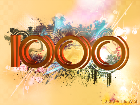 1000 Views by eugegfx