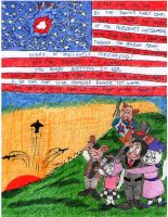 Land Of The Free And The Home Of The Brave by Josiah-Shockency-JCS