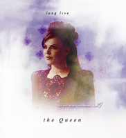 the queen by the-evilqueen