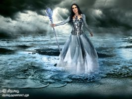 Water Queen by adunio