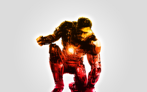 Iron Man by Dynamicz34