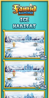 Faunia Rancher : Ice Habitat by Ralph-Burnstein