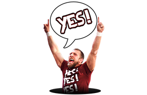 Daniel Bryan YES! by the-JACKANAPES