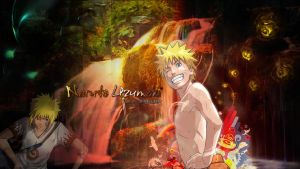 Naruto Uzumaki Wallpaper by MCnicoxo