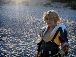 Tidus Cosplay - Summer Breeze by zahnpasta