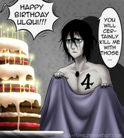 Happy b-day Ulqui by Shinda-Yume