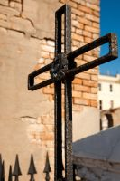 Cast Iron Cross by SZenz
