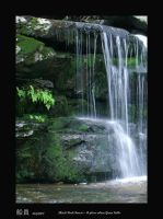 Green Waterfall by Variety-Stock