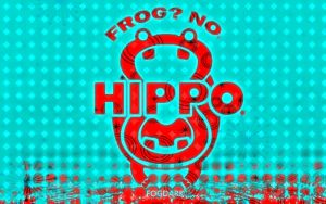 Frog? No. Hippo. A One Piece wallpaper. by fogdark