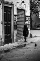 Walking by simonacapriani