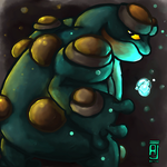 Shiny Seismitoad by alpin-j