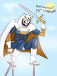 Taskmaster in Ooo by Liberty-Primes