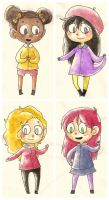 The Girls by OutskirtsOfInsanity