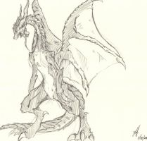 Dragon design by kaizer33226