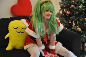 Code Geass - C.C. Christmas by Yukinoo