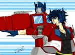 AutobotS roll out by Tc-Chan