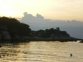 Koh Tao by VioletteOwl
