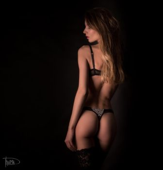 black on black by philippe-art