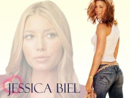 Jessica Biel 2 by darrenc607