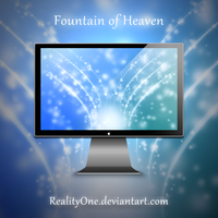 Fountain of Heaven by RealityOne