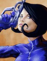 Aeon Flux by endoftheline