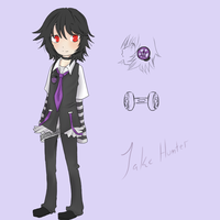 Jake - for Jake! by Leafei